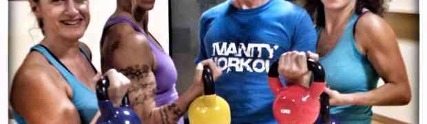 Ivanity Workout, il tuo fisico non sarà più lo stesso.