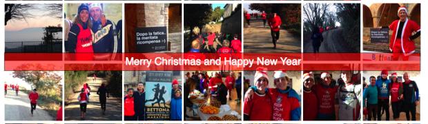 Grande successo per la Corsa di Natale!!