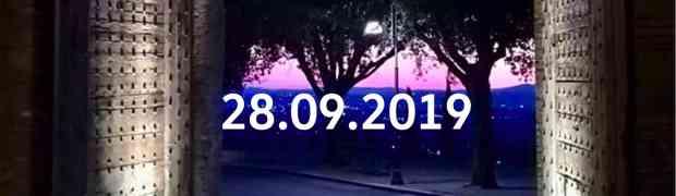 Save the Date!! Bettona Crossing Sabato 28 Settembre 2019