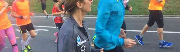 Bettona Crossing alla TCS New York City Marathon