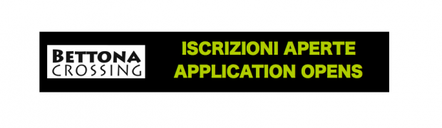 Bettona Crossing 2019: Iscriviti ora / Application opens