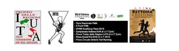 Bettona Crossing sede Trofeo delle Regioni IUTA di U-T Corto