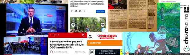 Bettona Crossing: La rassegna stampa 2020